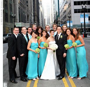 14 Best Bridesmaids Dresses Images On Pinterest