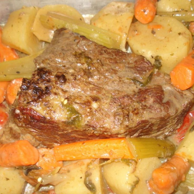 Do you like juicy pot roast with potatoes, and carrots in a rich gravy? Well then you are going to really enjoy this dish. I start almost the same as you would with your pot roast browning and searing the meat but thats where it all ends. I created this recipe many years ago because I wanted to give my pot roast a delicious spicy flavor and keep the rich gravy, potatoe and carrots, and a few other things. When almost done I remove all the meat and potatoes and carrots. I blend the broth and…
