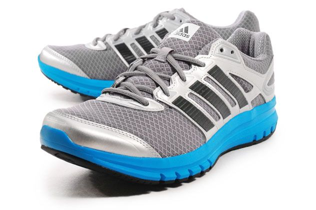 The #Adidas Duramo allows you a perfect running and is also still fashionable and trendy -  available from allsports.ie