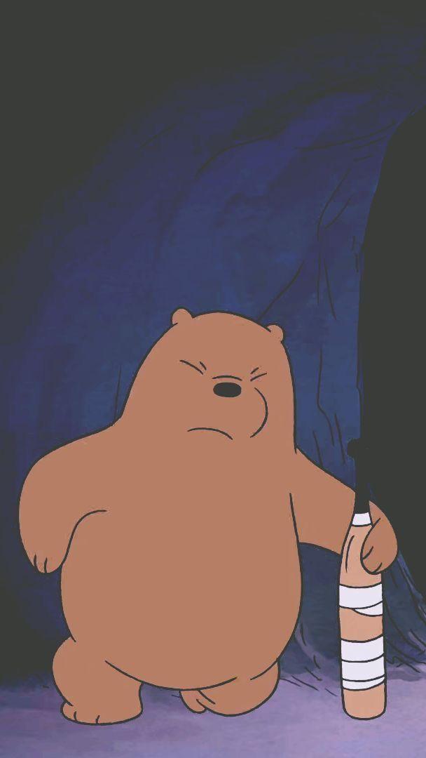 Pin Oleh Bee Bream Di Momin Bear Boneka Hewan Beruang Kutub Animasi