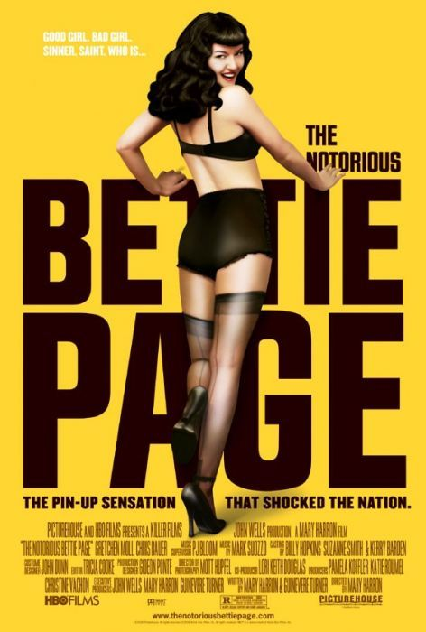 The Notorious Bettie Page.   Gretchen Mol.   Give her more film work Hollywood...      #William Henry Shaw HS