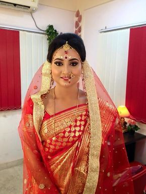 #Bengali #Bride #wedding #India