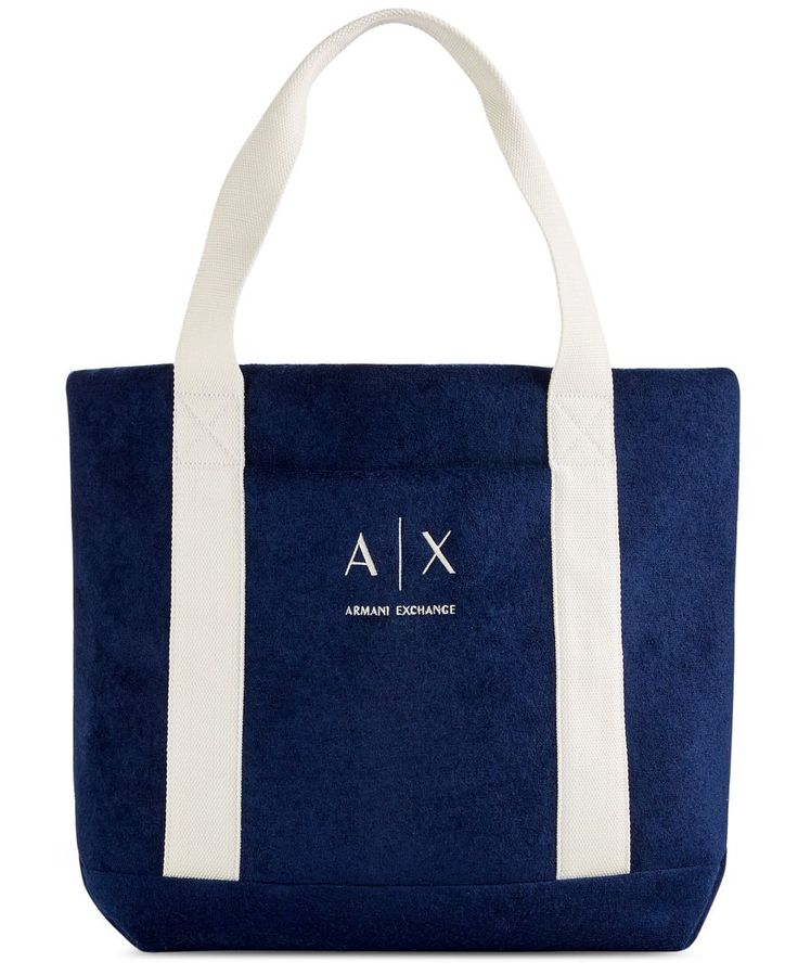 Receive a Free Armani Exchange Tote Bag with any Armani Exchange purchase of $150 or more
