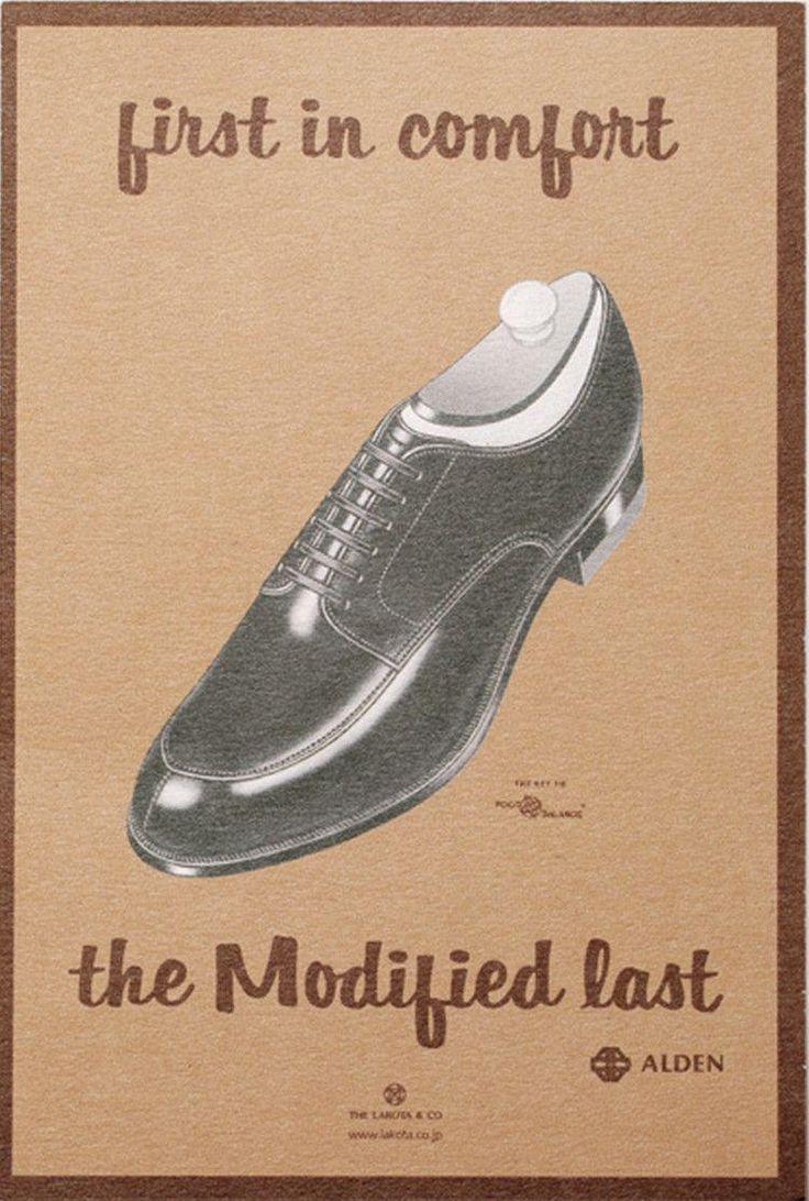 オールデンの歴史が幕を開けたのは1884年のこと。創業者のチャールズ・H・オールデンがマサチューセッツ州ミドルボロウに設立した靴工場は当初、おもにオーダー靴を生産していたが、1892年に工場を移転拡張し、勢力を拡大。1931年にはオールデ…