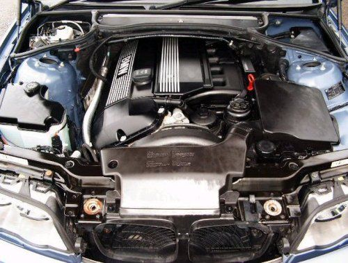 BMW M54 engine