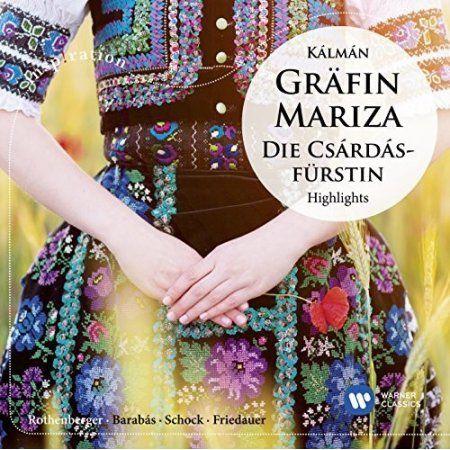 Kalman: Grafin Mariza ( Highlights ) (Inspiration
