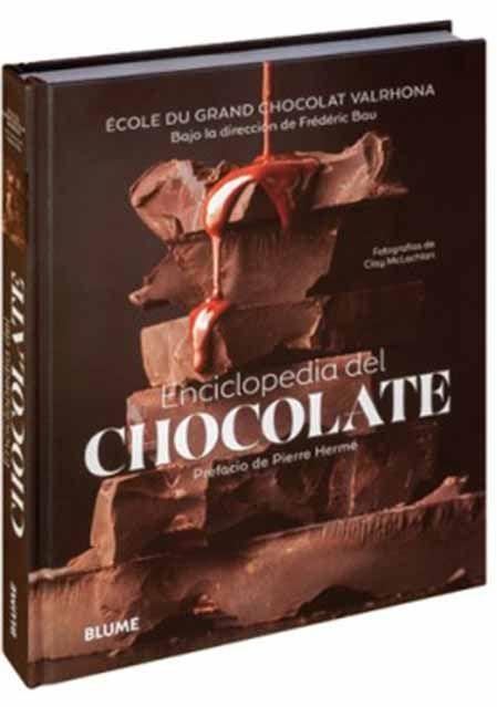 Enciclopedia del chocolate: Frédéric Bau ✔