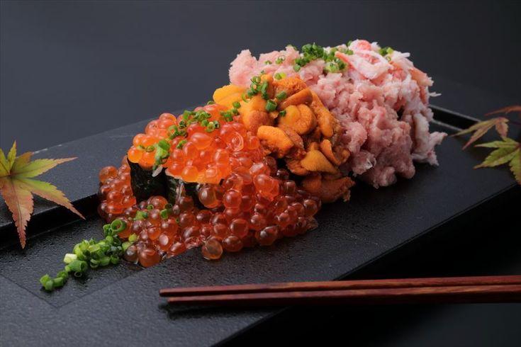 「こぼレインボー寿司」って何!?日本の伝統と厳選された海鮮を味わえる『板前寿司 江戸』をご紹介!   favy[ファビー]