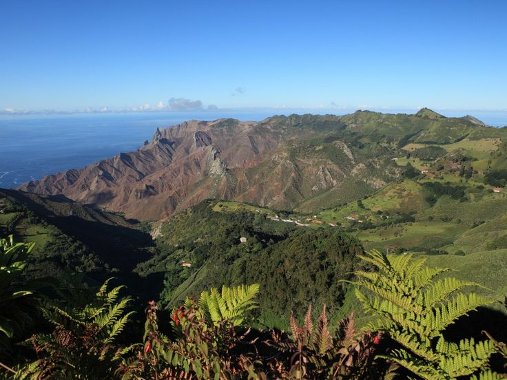 east of Brazil, Saint Helena Island is pretty much in the middle of nowhere—and that's exactly why the British exiled Napoleon here. But the island opened its first airport in 2016, with its first flight landing on May 2, 2017, and now's the time to visit, as the island's currency, the Saint Helena pound, is down about 15 percent to the U.S. dollar since last year.