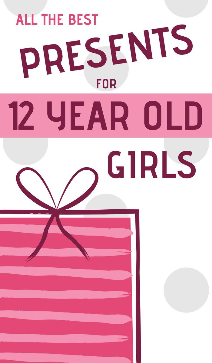 What Are The Best Presents To Buy 12 Year Old Girls For Their Birthday Or Christmas Where Do You Find Awesome Gift Ideas Tween Age TWELVE