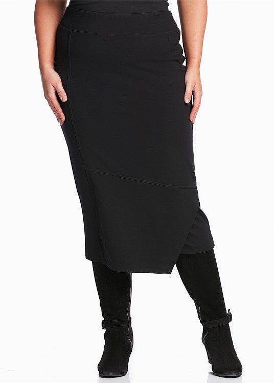 Plus Size Skirts Online in Australia - Maxi, Pencil & More - REVOLUTION SKIRT