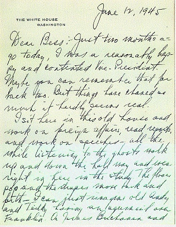 Harry and bess truman love letter commanders in chief pinterest harry and bess truman love letter commanders in chief pinterest spiritdancerdesigns Gallery
