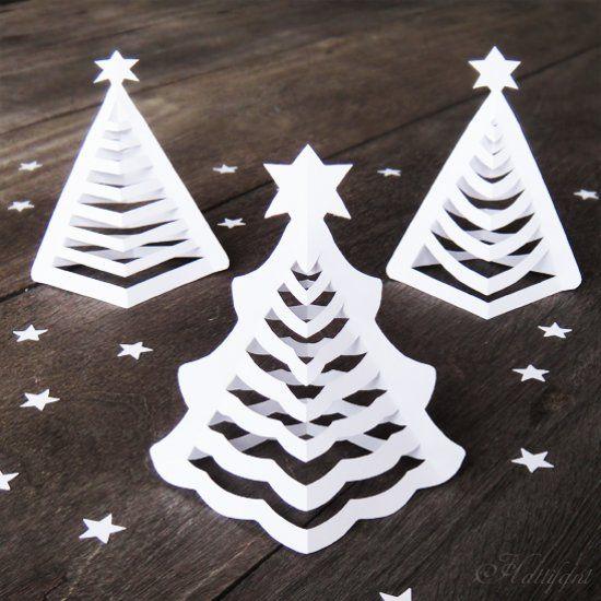 25 unique Origami christmas ideas on Pinterest  Christmas