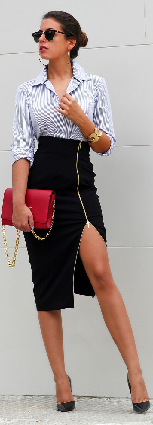 1000 ideas about pencil skirt on
