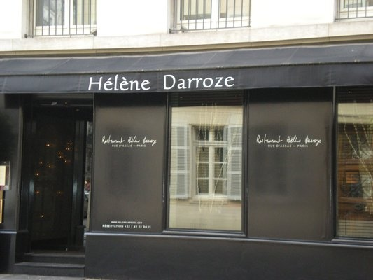 19 best chef helene darroze french images on pinterest chefs restaurant and restaurants - Restaurant helene darroze paris ...