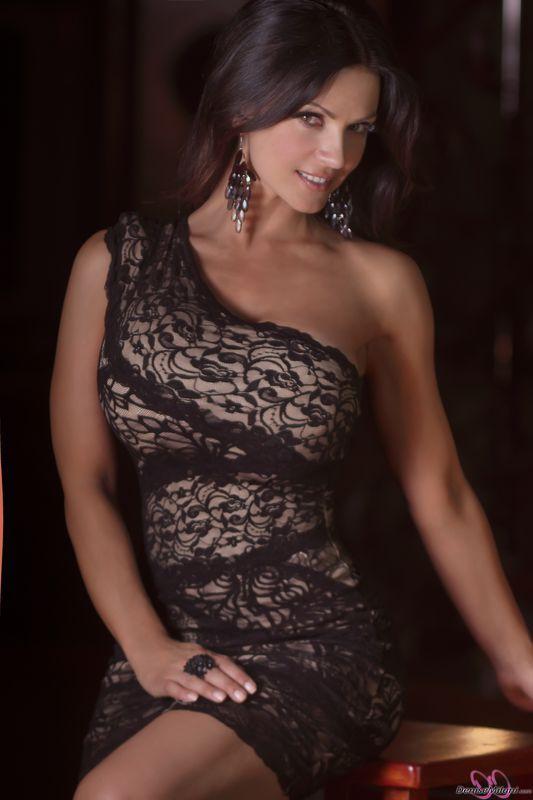 Denise milani revealed nips - 5 2