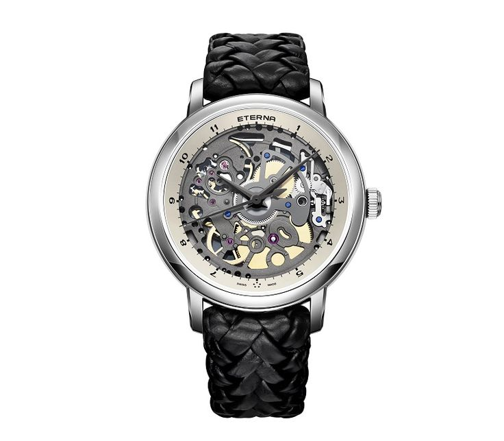 Montre Eterna Skeleton
