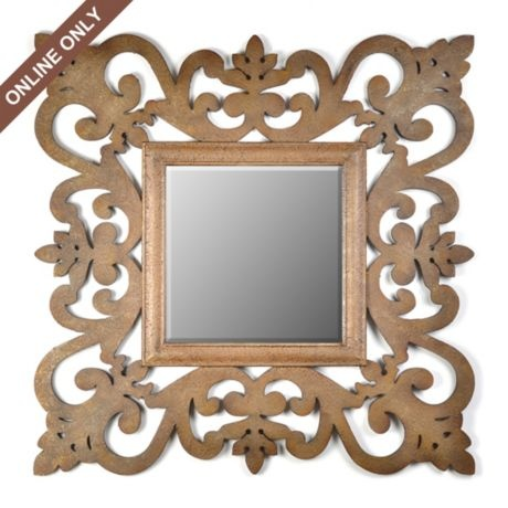 Love this with the bling!: Kirklands Glamchic, Mirror Mirror, Cassandra Mirror, Kirklands Pinitpretty, Cassandra Kirklands, Mirror Kirklands, Products, Bronze Cassandra