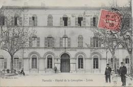 13) MARSEILLE - Hopital De La Conception - Entrée