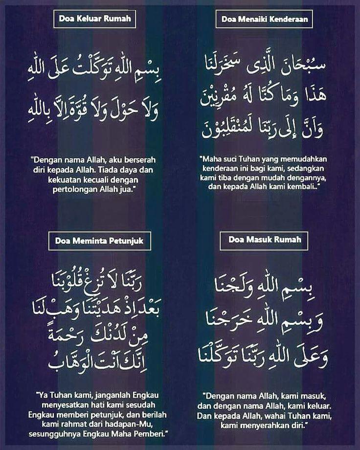 4 Doa Harian