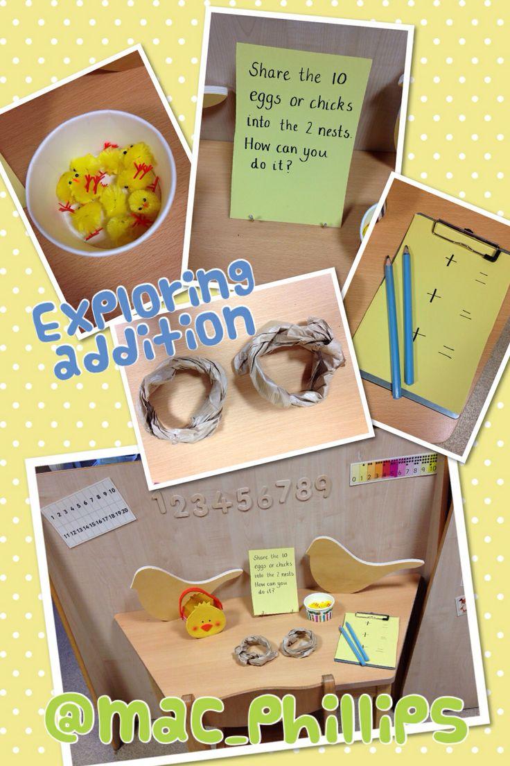 Exploring Addition