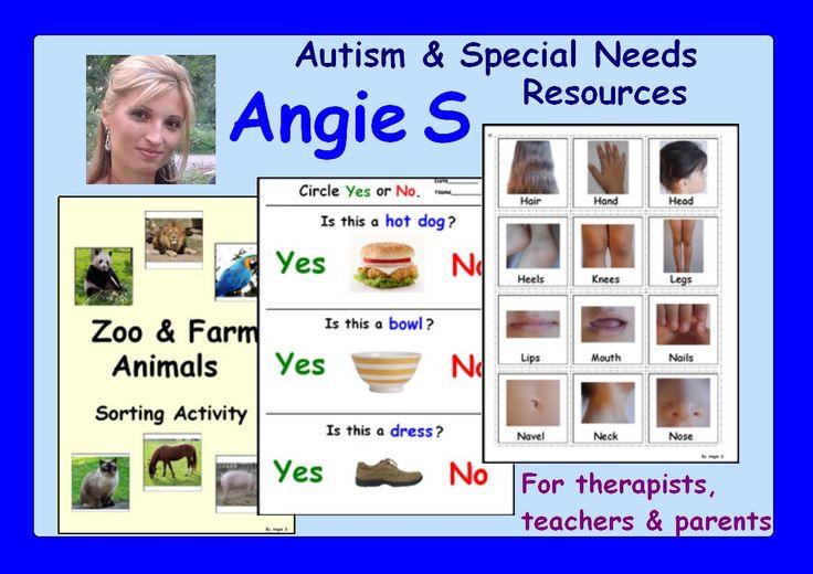 Angie S Autism Resources https://www.teacherspayteachers.com/Store/Angie-S