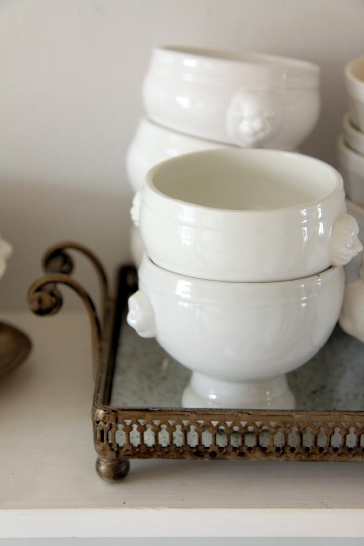 modern country   whiteware
