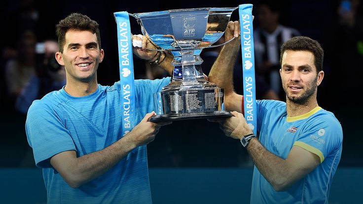 2015 Doubles Champions Rojer/Tecau