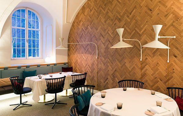 Originelle Wandgestaltung Ideen mit Parkett #Design #dekor - parkett für badezimmer