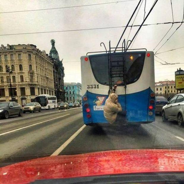 Takie akcje tylko w Rosji - Joe Monster