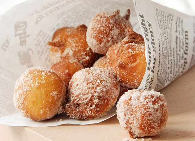 Fahéjas fánkgolyók - ennél gyorsabban elkészíthető édesség kevés van! - www.kiskegyed.hu