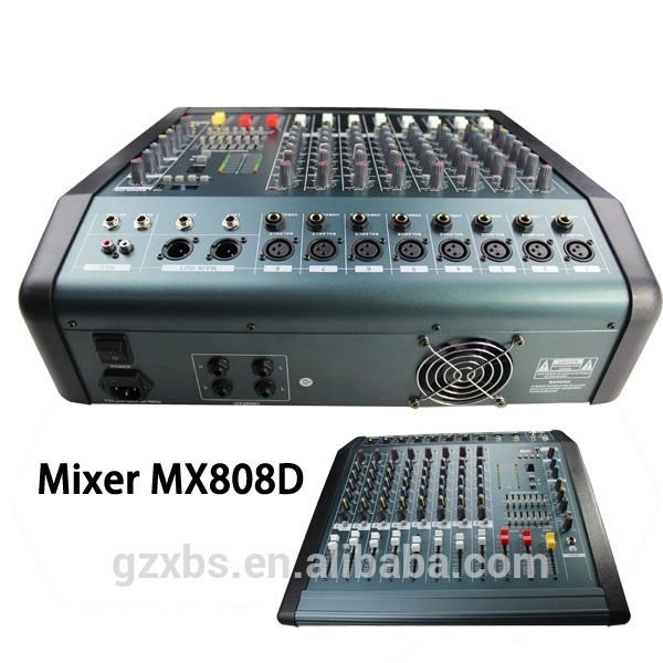 Cheap mixer used, Buy Quality mixer blender directly from China mixer portable Suppliers: dj mixer, digital audio mixer PMX808DProduct DescriptionReal PictureCompany InformationWhy us