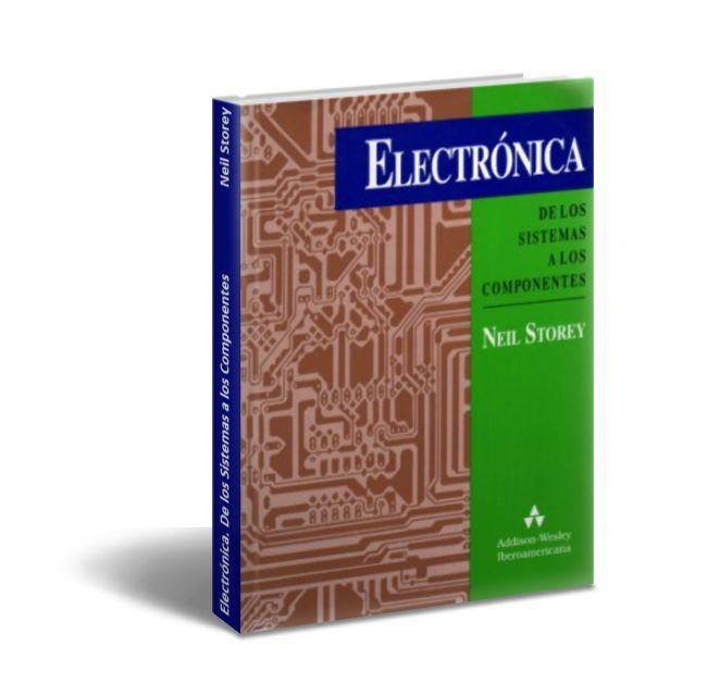 Electrónica. De los Sistemas a los Componentes - Neil Storey  La electrónica ha adquirido gran importancia en todas las ramas de la ingeniería así como en los programas universitarios de varias otras disciplinas. Esta obra introductoria presenta los principios de la electrónica de una manera integrada y coherente al tratar los circuitos analágicos y digitales en un solo libro. La característica que lo hace único es su enfoque sobre los sistemas que permite mejor comprensión y mayor…