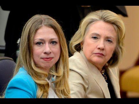 "SHOCKING! Chelsea Clinton Exposes Hillary Pneumonia Lie - ""I Didn't Know She Had Pneumonia"" - YouTube"