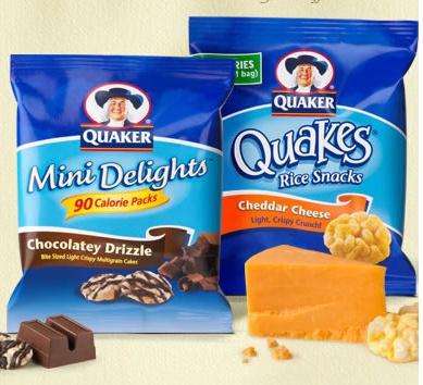 Quaker Rice Cakes Gone Wild