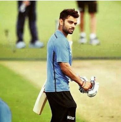 The first cricketer globally on the Most Marketable Athlete in the world, No.6, is our very own Virat Kohli :)