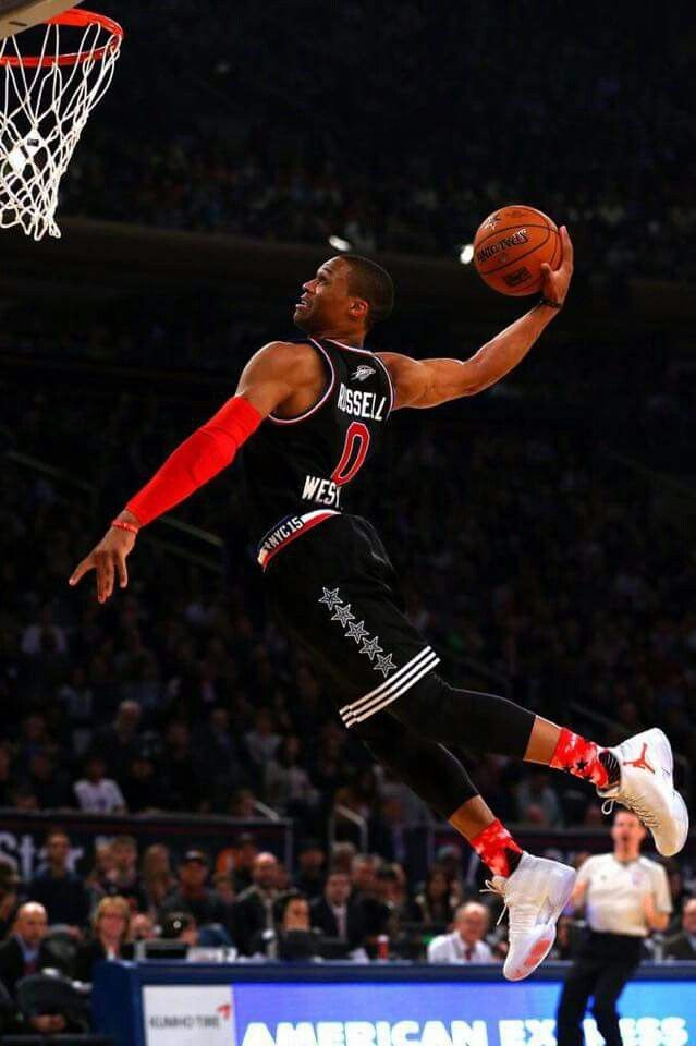 Russell Westbrook 2015 NBA All-Star Game NYC.