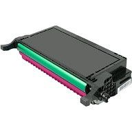 Compatible High Yield Magenta Laser Toner Cartridge for Samsung CLP-M660B