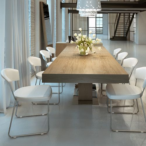 Found it at AllModern   Astor Extendable Dining Table. Best 25  Extendable dining table ideas on Pinterest   Expandable