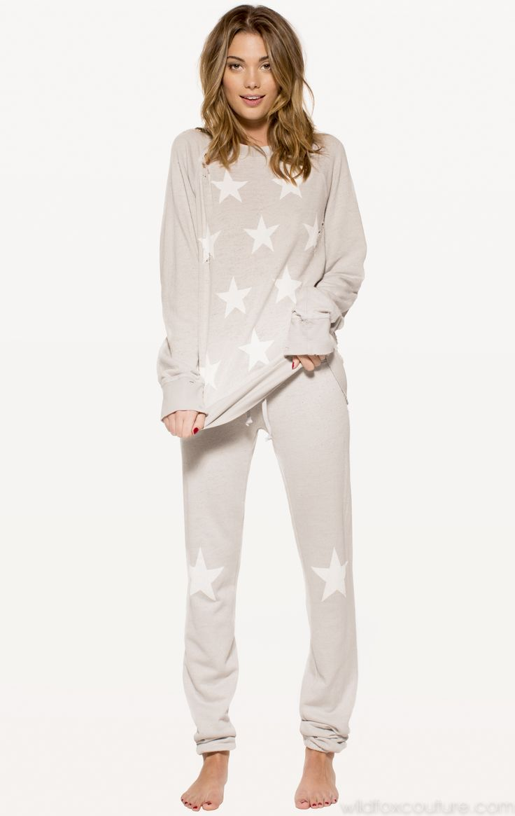 Starshine Skinny Sweats- Wildfox.