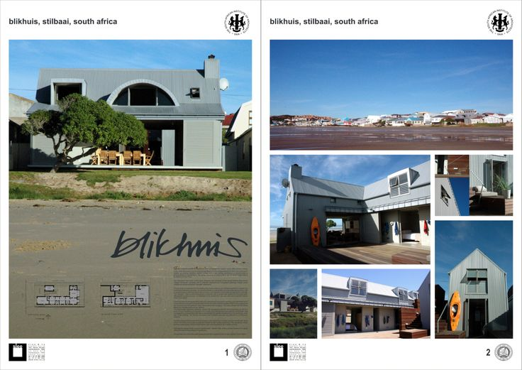 blikhuis - stillbaai - south africa - slee and co. architects