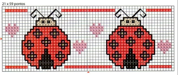 Cross Stitch *♥* Border:
