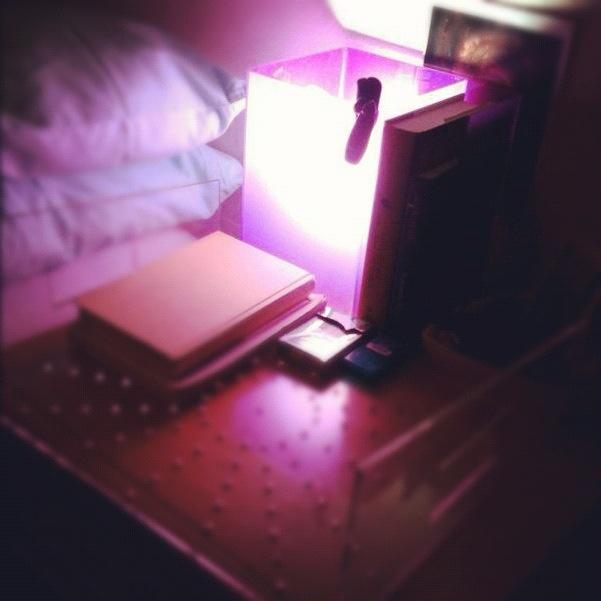 Alessandra's house #designtrasparente #design #shop #online #light #plexiglass #acrylic