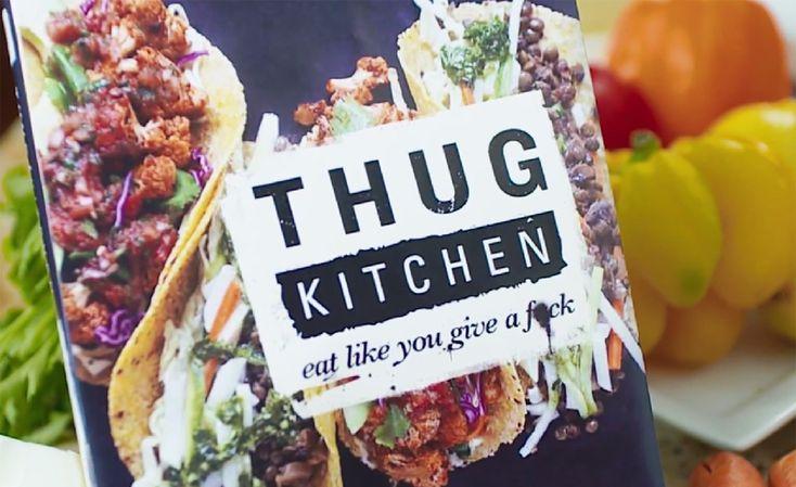 Thug Kitchen- Eat Like You Give A F*ck