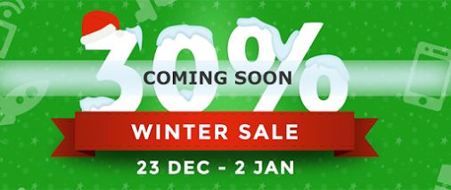 Now 30% OFF Holiday Campaign details: This special campaign will start in December 23rd 2014 and it will be running until January 2nd 2015. A great 30% discount will be provided to all our packages and billing cycles during this period. Just share the coupon code WINTER14 to your users so they can benefit this great deal.  http://www.bestvpnserver.com/ibvpn/