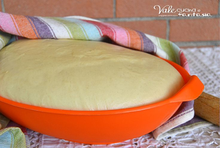 Pasta brioche ricetta base dolce