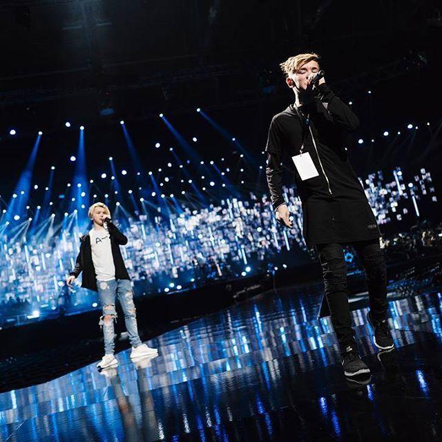 Great Guys...GB...Følg oss LIVE på YouTube og på NRK1 fra @nobelpeaceprizeconcert 19:55.