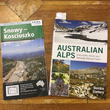 Sustainable Teacher goes to the Snowy Mountains