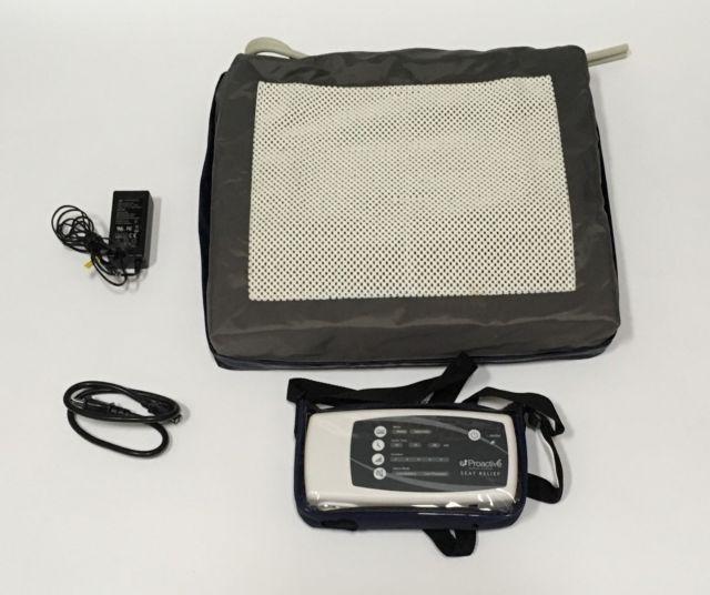 Wheelchair Cushion Protekt Air Pressure Seat Relief Proactive Pump 18 x16 x3  | eBay