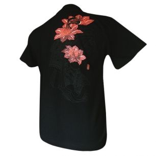 Japanese T-shirt Oiran available at japan-marche.com